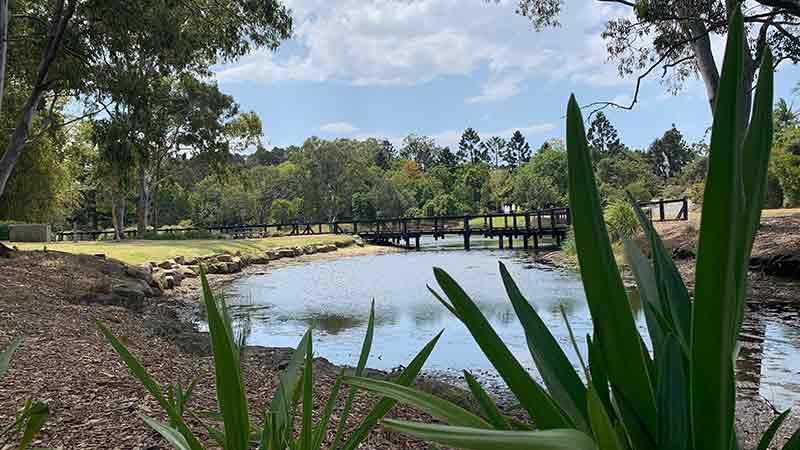 澳洲黄金海岸植物园