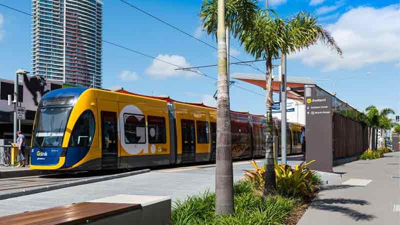 澳洲黄金海岸轻轨信息—澳洲黄金海岸公共交通