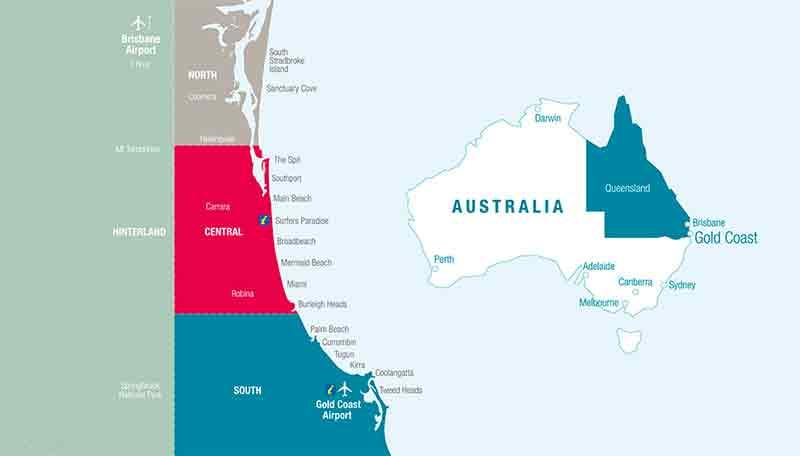 澳洲黄金海岸房价SQM