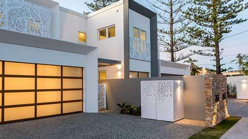 澳洲黄金海岸滨海联排别墅