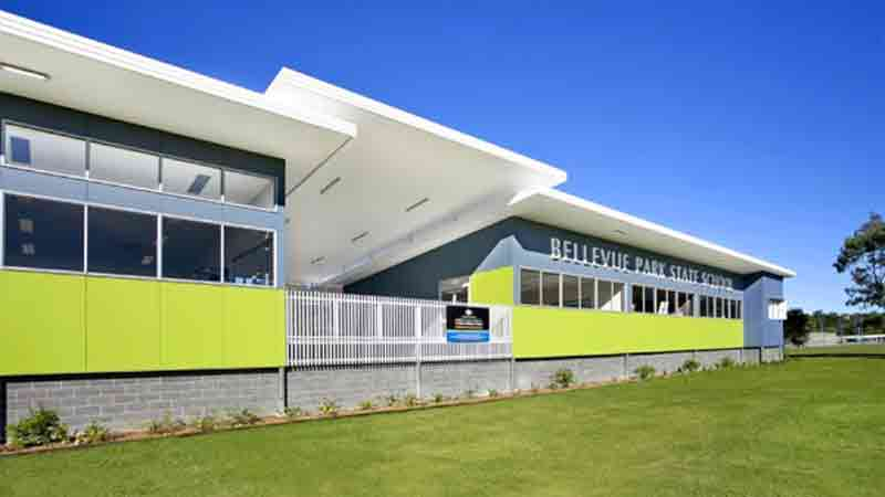 澳洲黄金海岸公立小学排名前十的学校_Bellevue Park State School