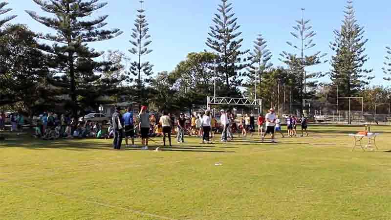 澳洲黄金海岸公立小学