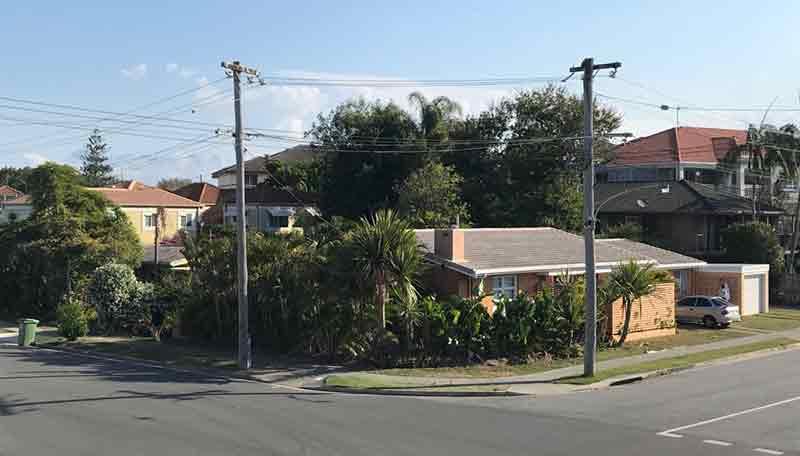 澳洲黄金海岸房价便宜的地区大多集中在北部,离海滩较远