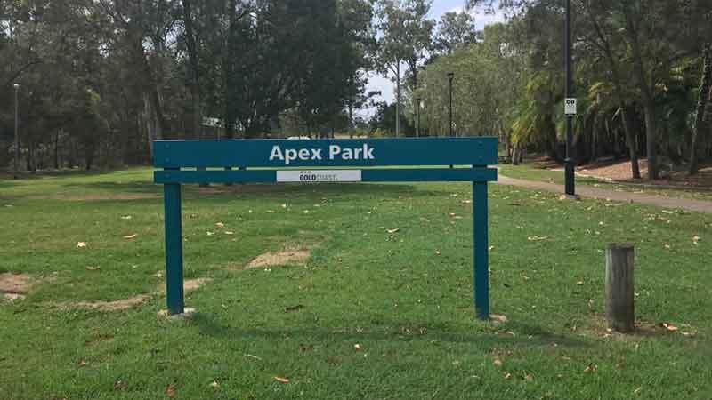 澳洲黄金海岸别墅Serenity On Hillview周边公园Apex Park,距项目200米