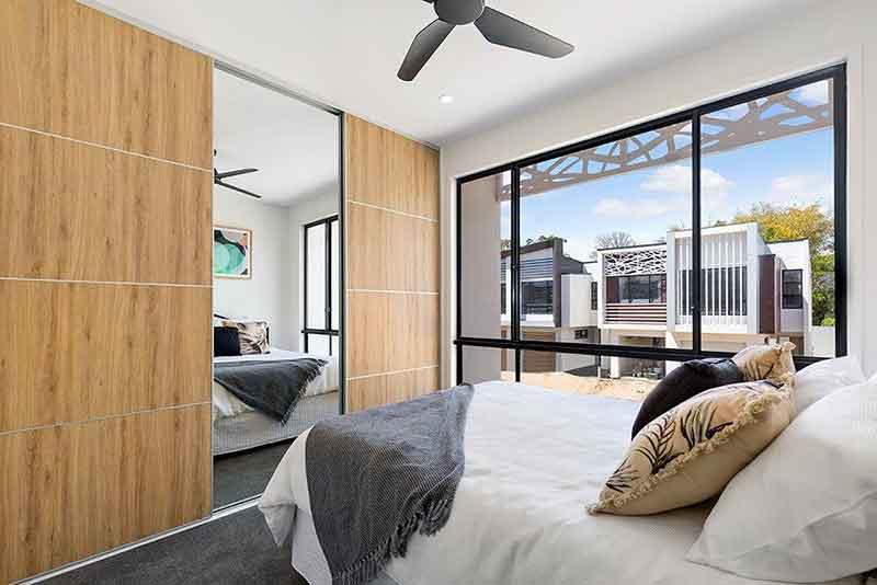 澳洲黄金海岸别墅_澳洲黄金海岸学区域_澳洲黄金海岸投资Serenity On Hillview,卧室