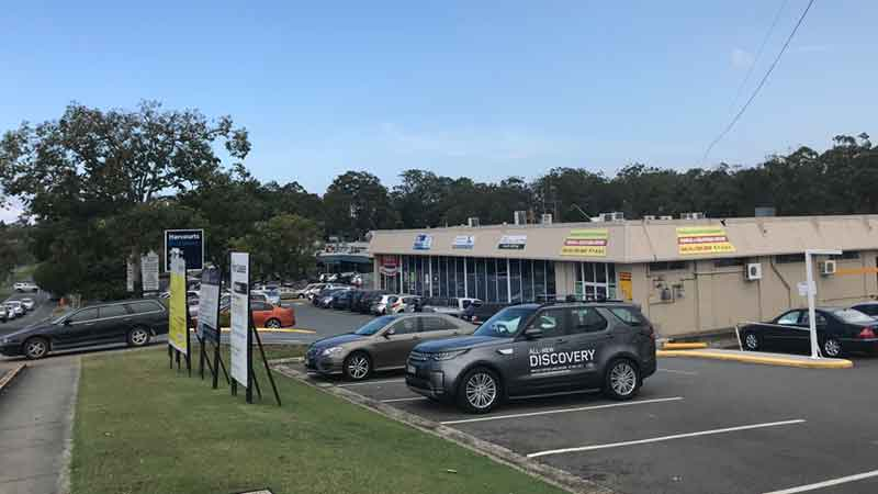 澳洲黄金海岸别墅Serenity On Hillview周边购物中心Ashmore Plaza Shopping center