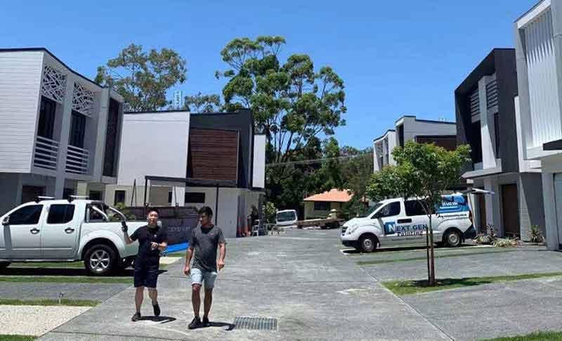 澳洲黄金海岸别墅Serenity On Hillview