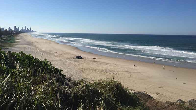 澳大利亚黄金海岸在哪个城市?黄金海岸海滩Miami Beach