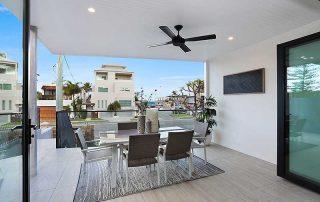 关于澳洲黄金海岸房价的一些误区-豪华联排别墅