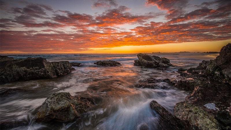 澳洲黄金海岸介绍-Tugun 海滩