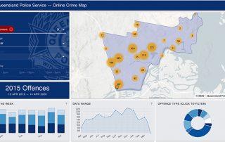 黄金海岸Coomera自住环境介绍_犯罪地图