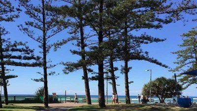 澳洲黄金海岸Burleigh Heads